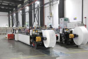 FFS制袋生产线